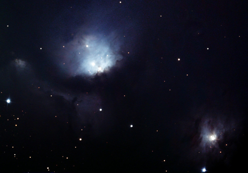 Messier 78 reflection nebula