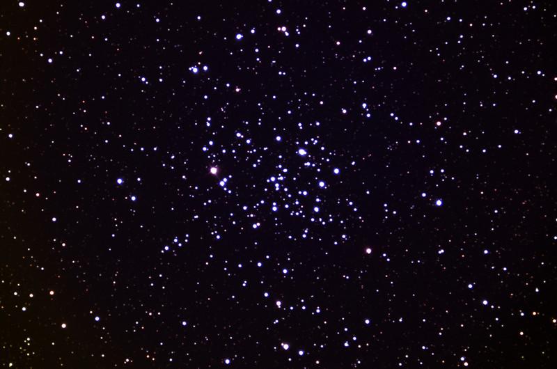 Messier 50 star cluster