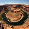 HorseShoe Bend, Page, Arizona May 20, 2012. Panorama iphone