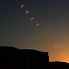 Annular Eclipse from Monument Valley, Arizona May 20, 2012
