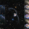 Comparison of Details with ESO (VLT) and Hubble Space Telescope Images