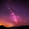 28/08/2014 – 21:33 La Via Lattea vista dagli Appennini, entroterra di  Sestri Levante, Golfo del Tigullio, Riviera Ligure di Levante, Genoa Italy