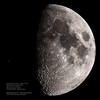 Monday, November 11 2013 17:55 Sestri Levante, Genoa Italy 44.2734°N  9.3996°E Waning gibbous 58.5% - Azimuth 149.0°  Altitude 36.0° - Maranatha.it Photography