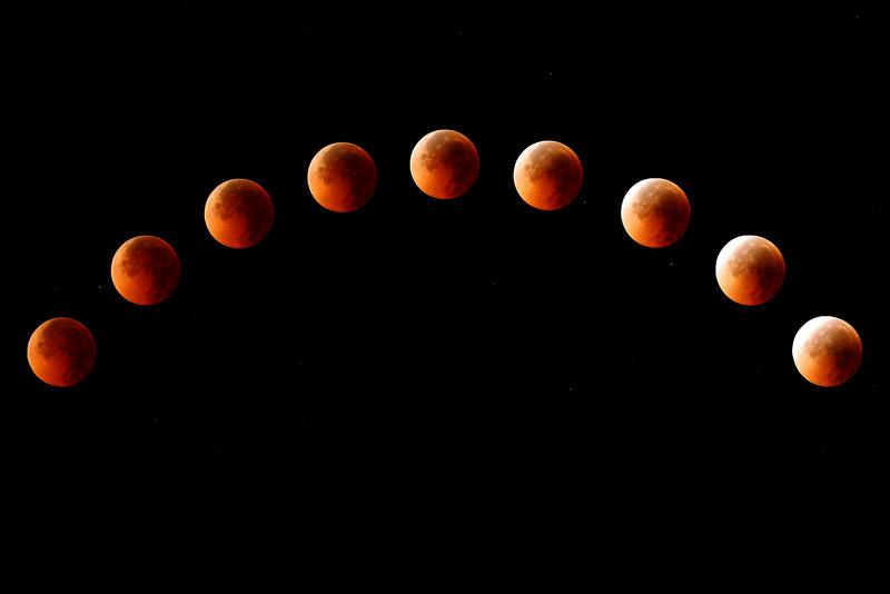 Lunar Eclipse August 28 2007