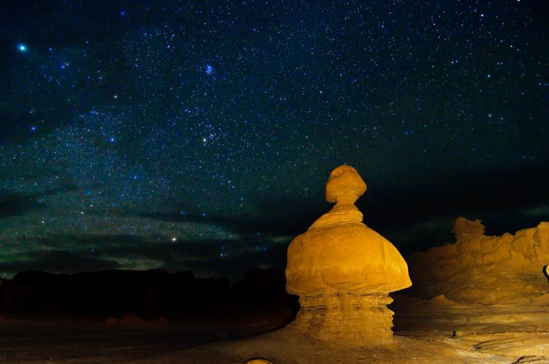 NEW!  Goblin State Park, Utah