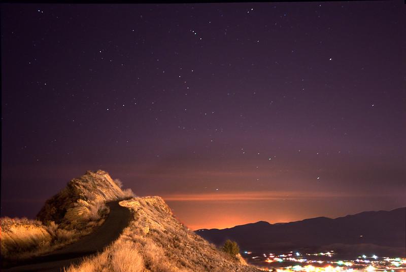 Skyline Drive in Canon City, Colorado