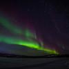 Aurora at Prosperous Lake - January 26, 2017