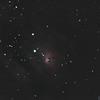 M8 - Lagoon Nebula and Cluster