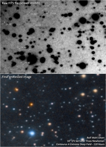 The Deepest Astrophoto Ever Taken with Amateur Equipment?