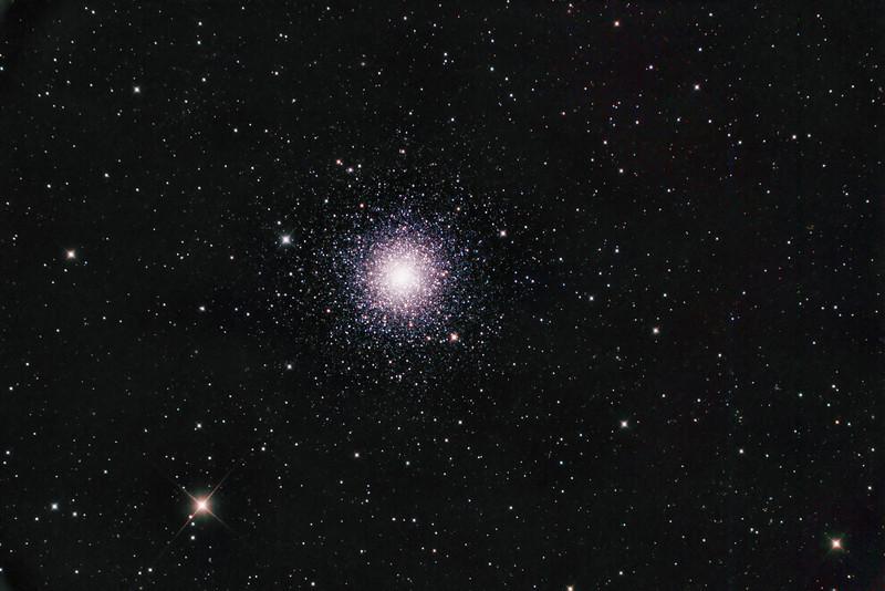 M3 Globular clsuter in Canes Venatici