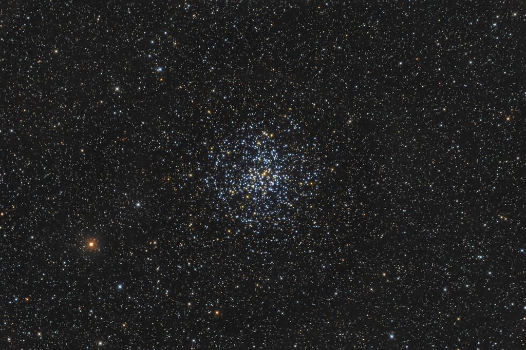 M37 open cluster: Auriga