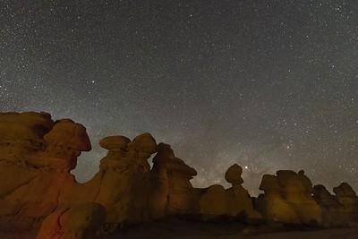 Valley of the Goblins, Utah