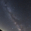 Fisheye of the Milky Way from Frazier Park, CA. 07-19-2020