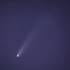 Comet C/2020 F3 (NEOWISE) NW from North Hollywood, CA. 07-17-2020