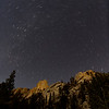 Milky Way Twin Owls Time Warp