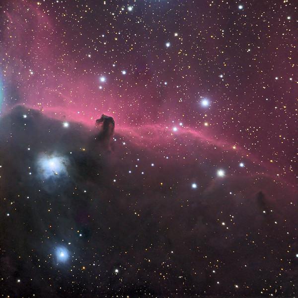 Horsehead Nebula (Barnard 33)