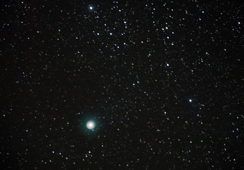 Comet 17P Holmes, November 2, 2007