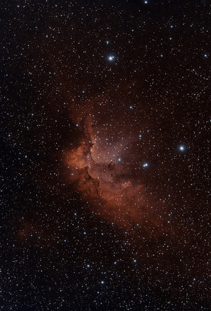 Nebulae (Color Narrowband)