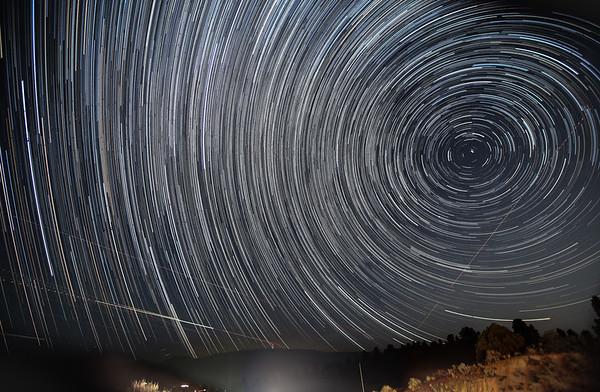 Draconid Meteor Shower 10-07-2020
