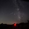 ISS streaks passed Saturn. 10-07-2020 Frazier Park, CA.