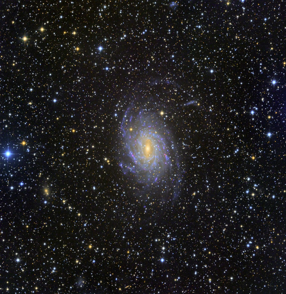 NGC6744 in Pavo