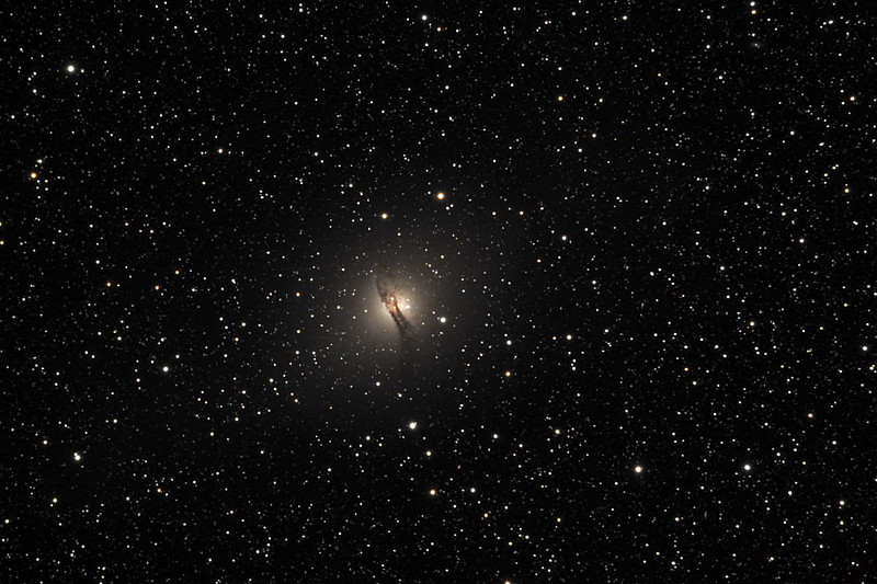 Centaurus A Galaxy NGC 5128