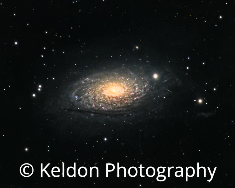 Sunflower Galaxy M63