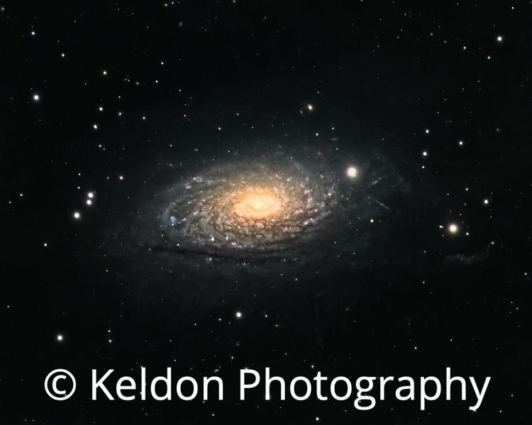 Sunflower Galaxy M63