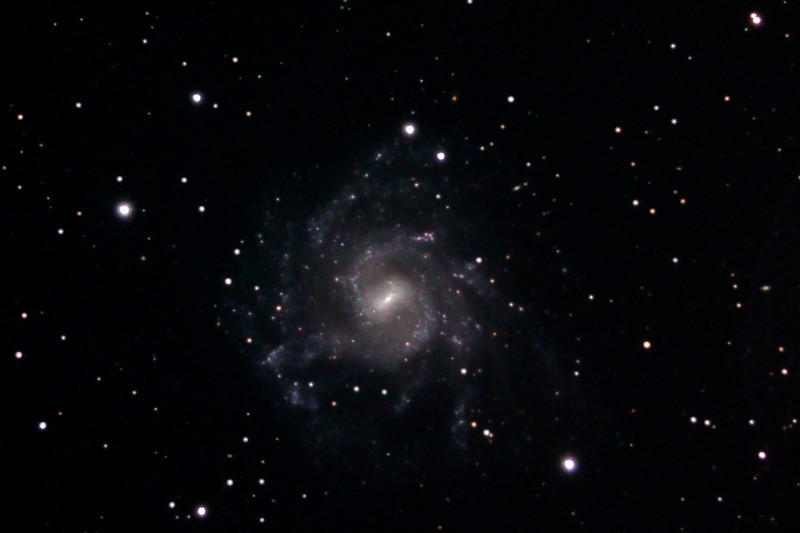 NGC 7424 in Grus
