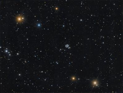 The Cartwheel Galaxy, ESO 350-40