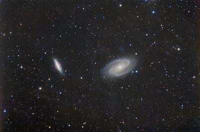 M81 M82 wide field