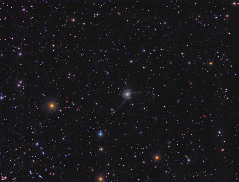 Atoms for Peace Galaxy (NGC 7252 / Arp 226)