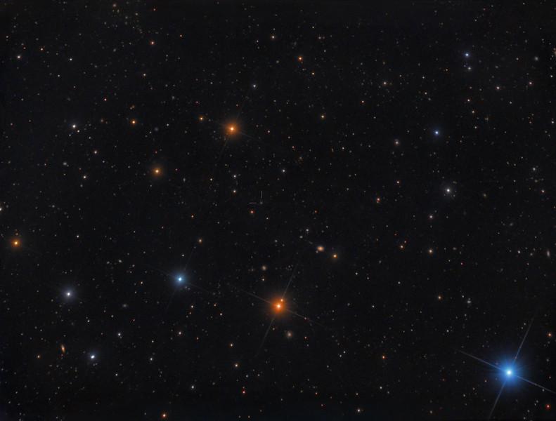 An Einstein Ring in Leo: The Cosmic Horseshoe