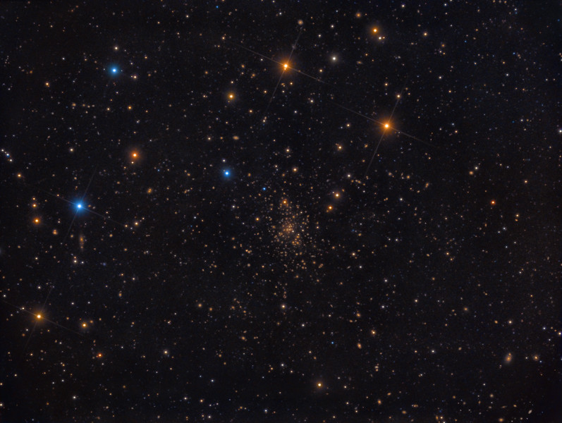 The Massive Galaxy Cluster Abell 1689