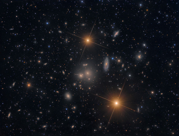The Hydra Cluster (Abell 1060)