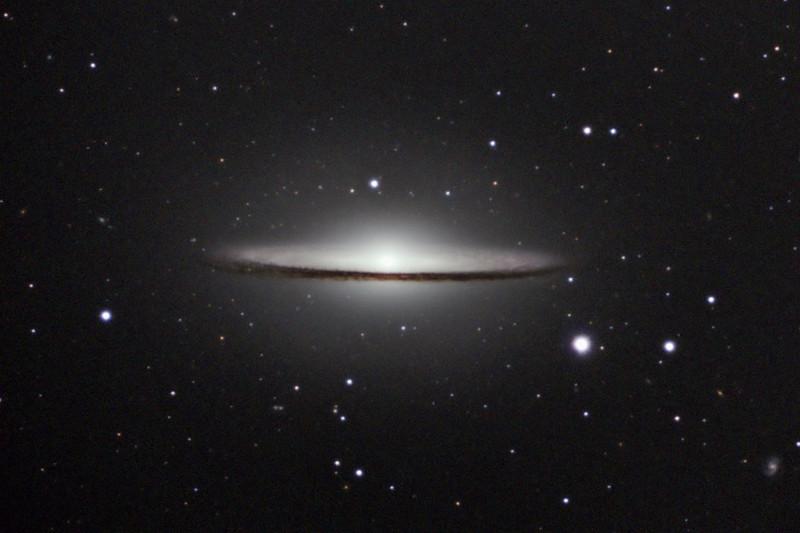 Sombraro Galaxy in Virgo