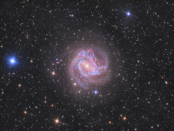 A Deep View of Messier 83: The Southern Pinwheel Galaxy