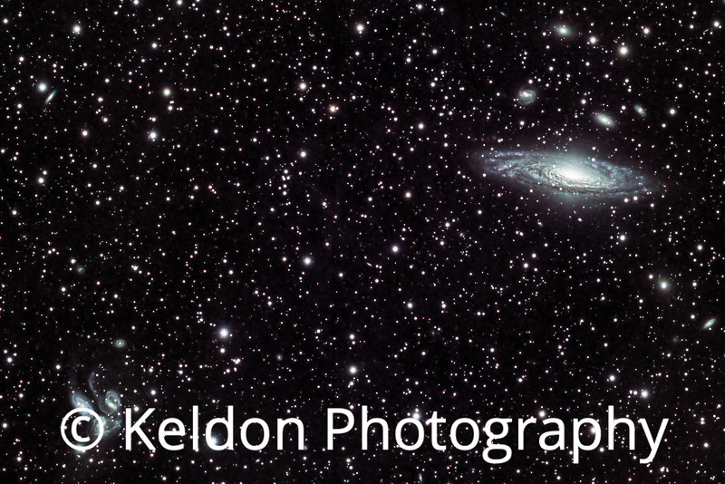 NGC 7331 and friends