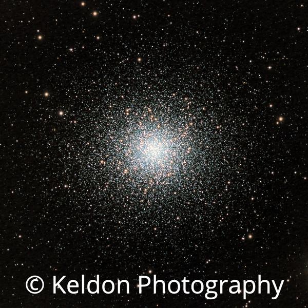 Hercules Globular Cluster M13