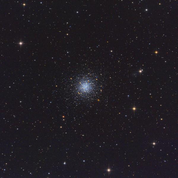 M68, Globular Cluster in Hydra