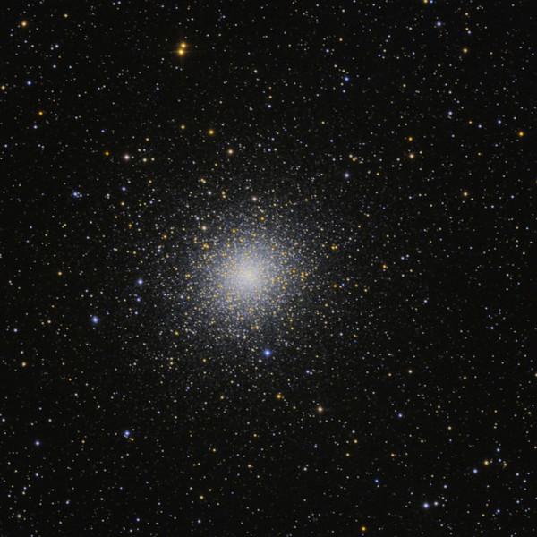 NGC2802, a Globular Cluster in Carina