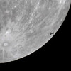 ISS crosses the Moon 09-30-2020