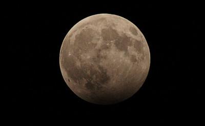 Lunar Eclipse 01-01-2010
