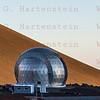 Caltech Submillimeter Observatory 10.4 meter, Mauna Kea Observatory, HI. 12-03-17