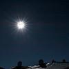 Super Moon over Mauna Kea Observatory 12-03-17