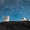 The Summit of Mauna Kea Observatory