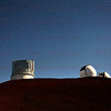 Mauna Kea Observatory's Subaru and Keck Telescopes 12-03-17