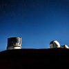 Mauna Kea Observatory's Subaru Telescope and the Twin Keck Telescopes 12-03-17