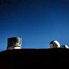 Mauna Kea Observatory's Subaru Telescope and the Twin Keck Telescopes 12-03-17