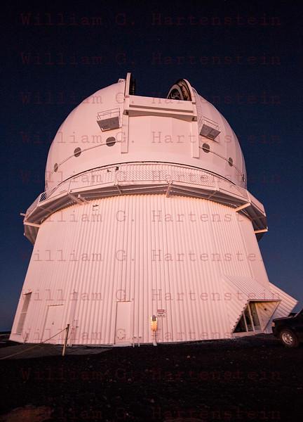 Mauna Kea Observatory Summit-CFHT 12-03-17